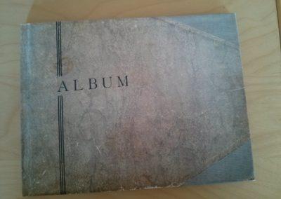 Een oud album vernieuwd (omslag)